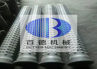 Rbsic / SiSiC Silicon Carbide Heat Exchanger Gray Color For Kiln Furniture